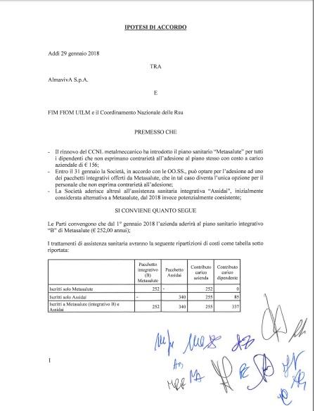 accordo sanità 29.01.2018 p1